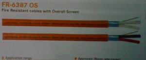Jual kabel tahan API atau FIRE RESISTANT CABLE (FRC) berkualitas