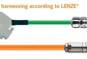 kabel harnessing LENZE